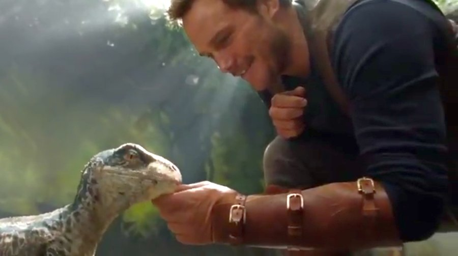 First Jurassic World: Fallen Kingdom Footage Unveiled