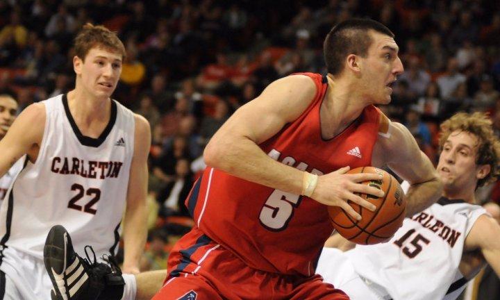 "Canada Basketball on Twitter: ""#TBT Owen Klassen rockin' the ..."