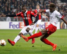 Video: Nice vs Zulte-Waregem