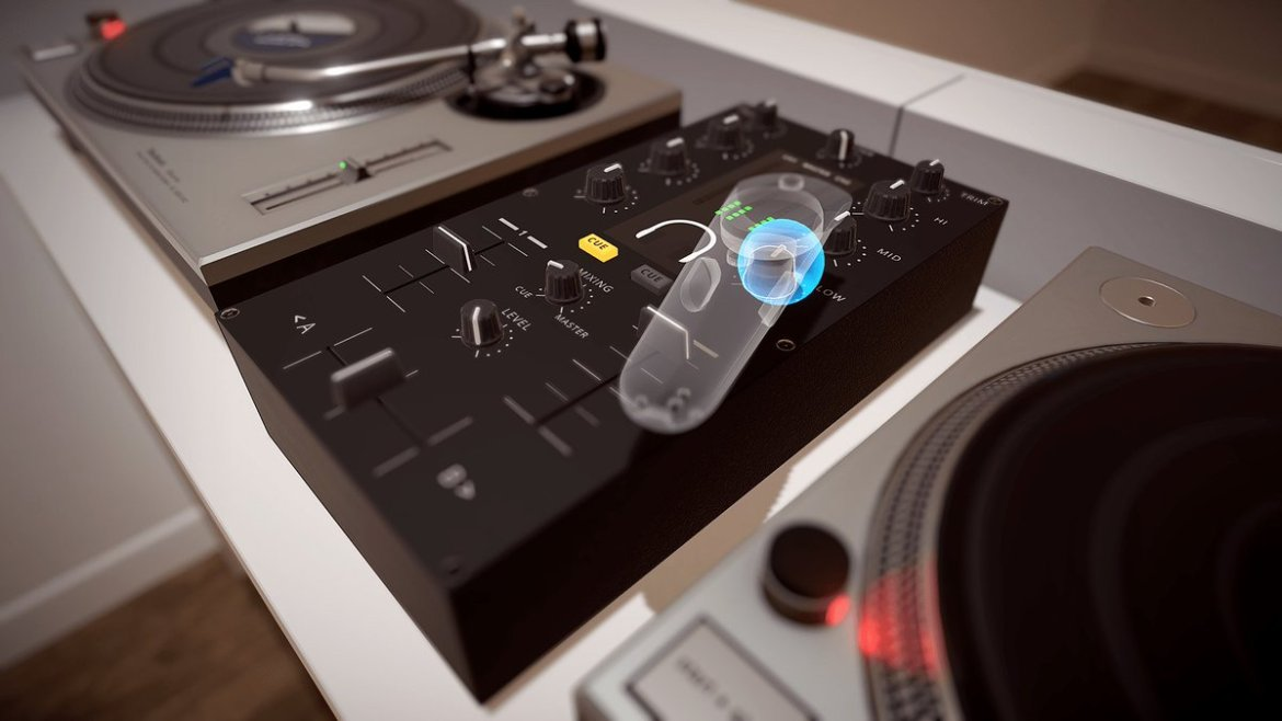 This App Lets You DJ with Vinyl in VR - @VRScout  #VR #VirtualReality