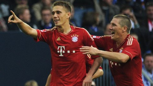 Image result for nils petersen bayern