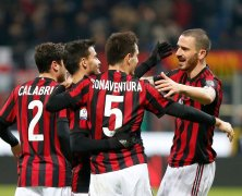 Video: AC Milan vs Hellas Verona