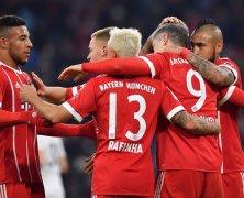 Video: Bayern Munich vs Hannover 96