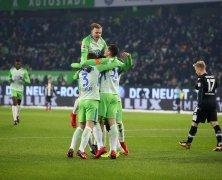 Video: Wolfsburg vs Borussia M gladbach