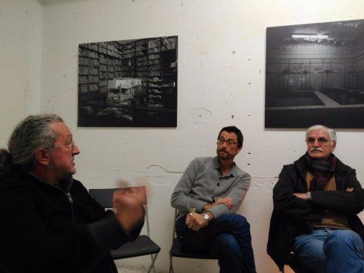 test Twitter Media - O día 1 de decembro rematamos a exposición de Clemente Bernad sobre o cárcere de Carabanchel cunha charla co autor. Interesante reflexión sobre fotografía, arte, as pegadas do tempo e a memoria carcelaria https://t.co/FxPwnCtLgg