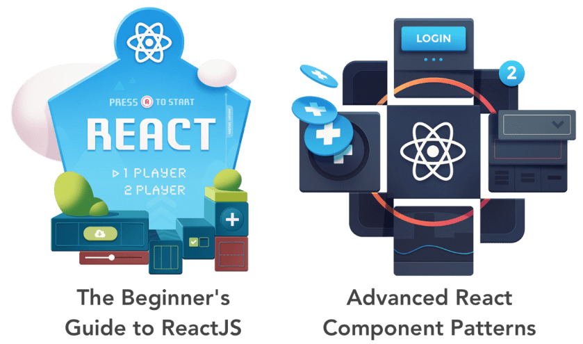Learn React Fundamentals and Advanced Patterns ⚛️ 🎁  #reactjs #javascript