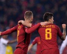 Video: AS Roma vs Qarabag