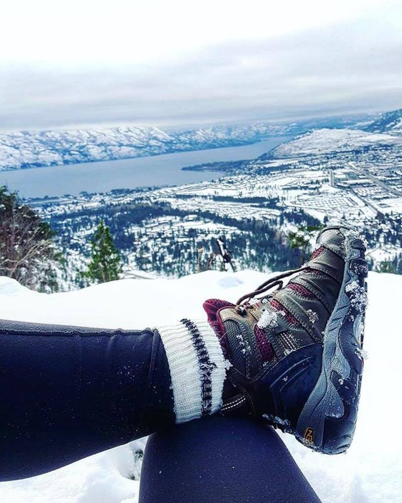 test Twitter Media - When the snow hits guess who is first up Mt Boucherie? It's  @chantellersware! Thanks for sharing this photo with us.  #visitwestside #route97 #winterwonderland #westkelowna https://t.co/txHYstdPjK https://t.co/7hKY0wWUes