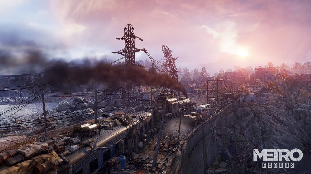 Metro Exodus 'The Aurora' Trailer