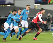 Video: Feyenoord vs Napoli