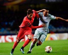 Video: Real Sociedad vs Zenit
