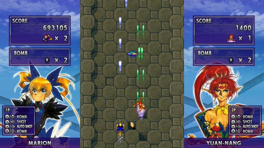 Review] Gunbird (Nintendo Switch) - Miketendo64! By Gamers