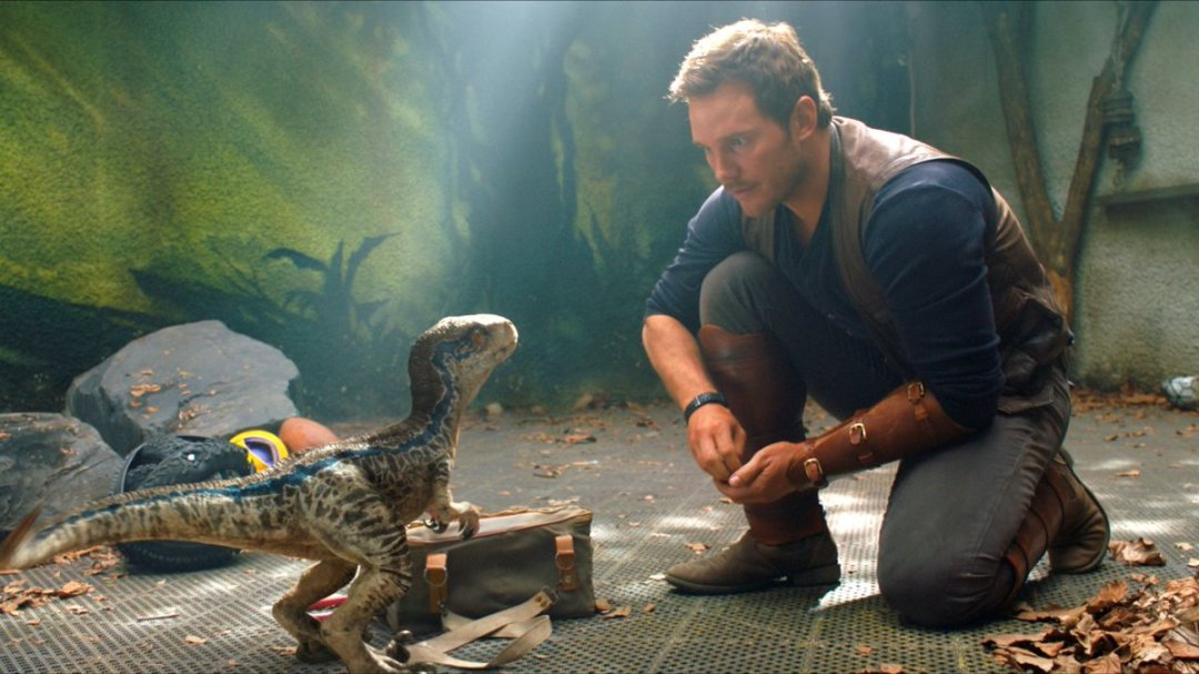 First Jurassic World: Fallen Kingdom Trailer Unleashed