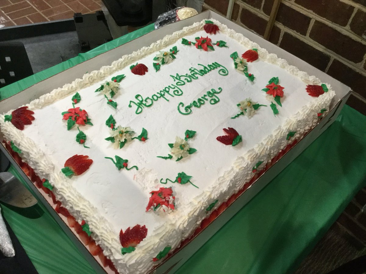 Student Media On Twitter Free Cake At Sub 1 For Happy Birthday George 292yearsofgeorge