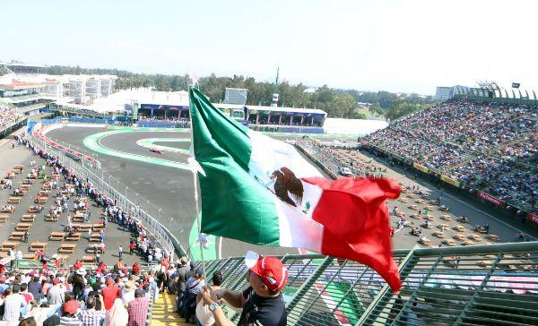 GP de México por tercera vez consecutiva