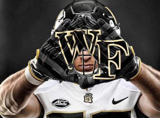 Image result for wake forest football