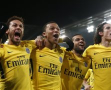 Video: Rennes vs PSG