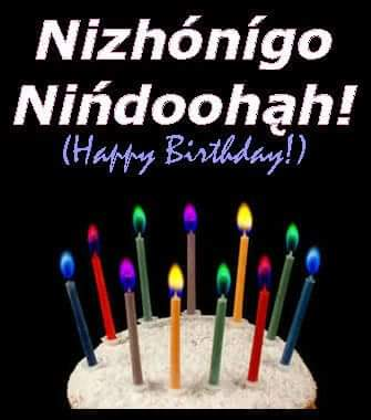 Susan On Twitter Happy Birthday From The Navajo Nation
