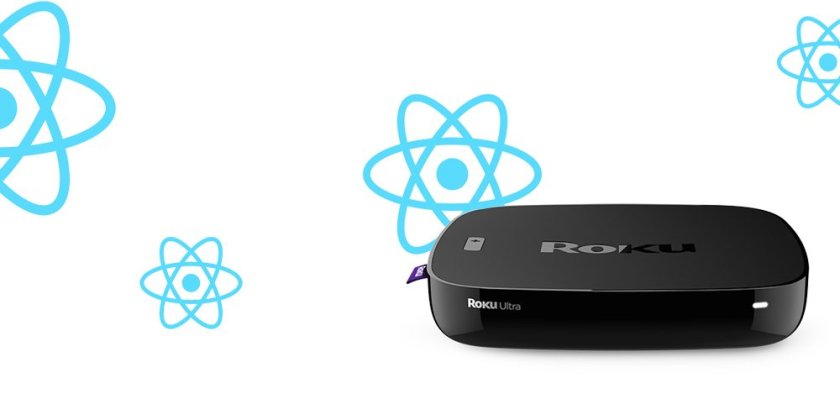 We're attending #CES2018 and we're bringing @reactnative on Roku with us!  #reactjs