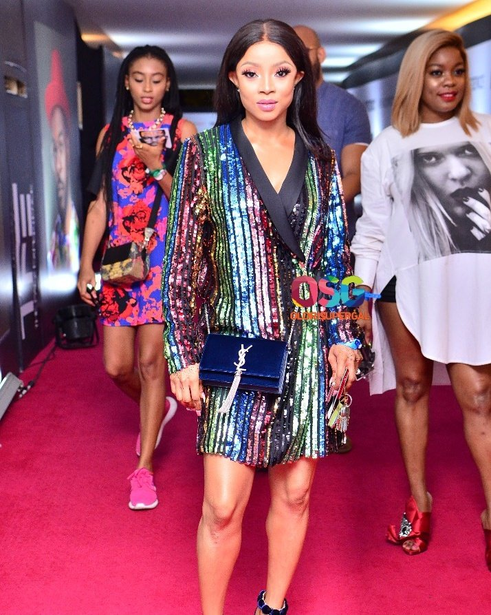 DRhNxhjW4AMQxqD - Red Carpet Photos Of Celebrities At #TheFalzExperience In Lagos