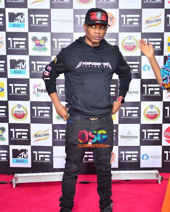DRhTMZvW0AALONS Red Carpet Photos Of Celebrities At #TheFalzExperience In Lagos
