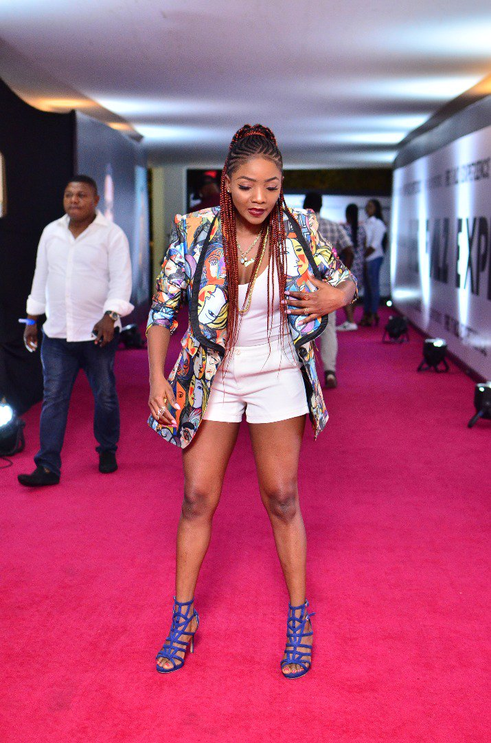 DRhWu5HWsAAILFG - Red Carpet Photos Of Celebrities At #TheFalzExperience In Lagos