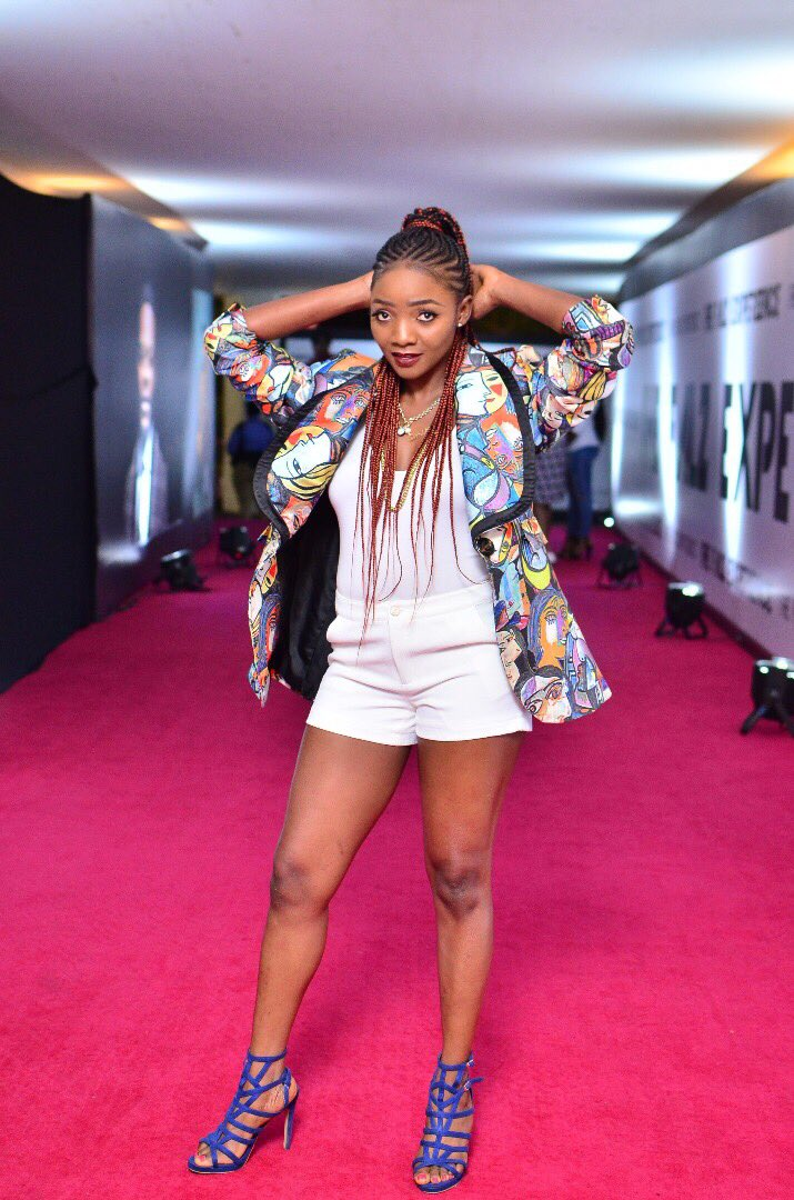 DRhWuWfWkAYp5Gl - Red Carpet Photos Of Celebrities At #TheFalzExperience In Lagos