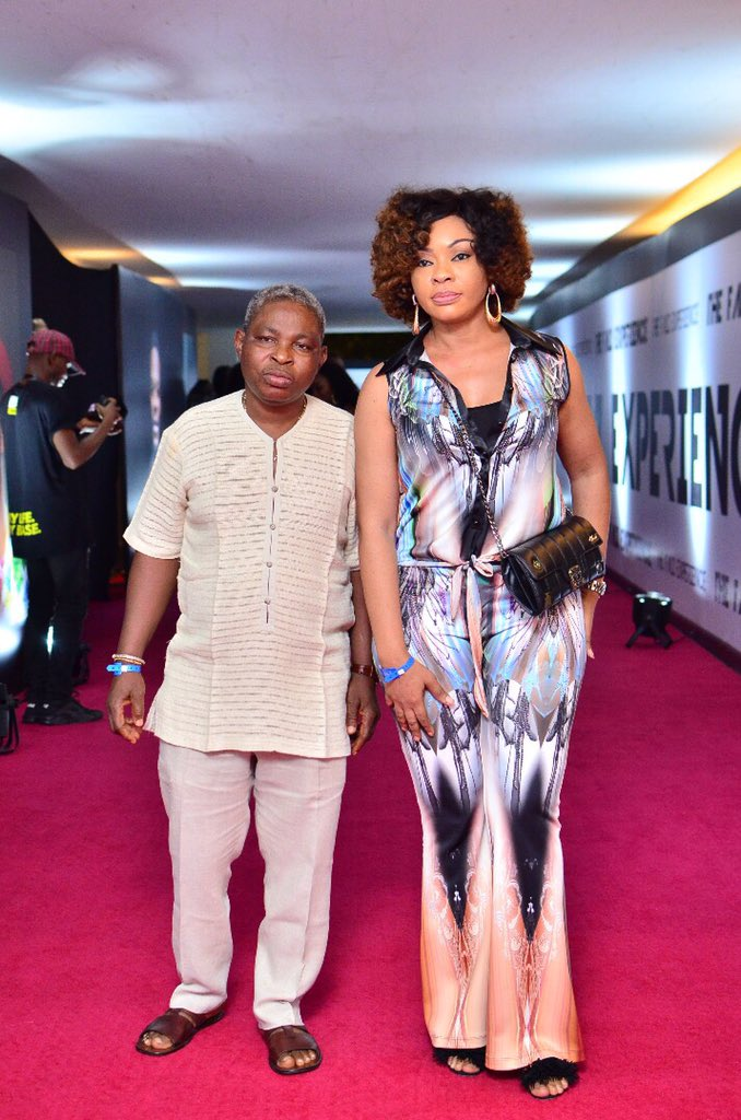 DRhbmFxX4AEXd2T - Red Carpet Photos Of Celebrities At #TheFalzExperience In Lagos