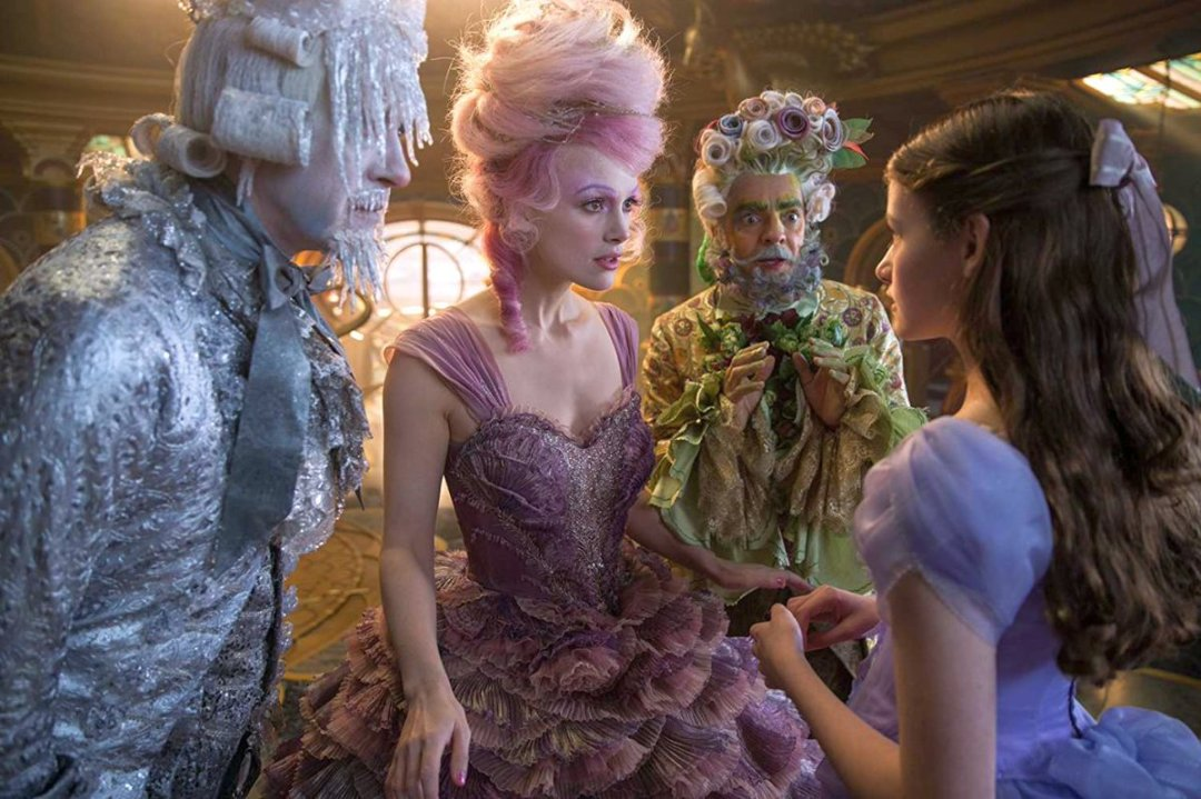 Disney's The Nutcracker and the Four Realms Teaser Revealed