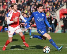 Video: Fleetwood Town vs Leicester City