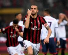 Video: AC Milan vs Crotone