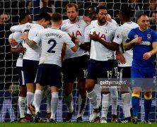 Video: Tottenham Hotspur vs AFC Wimbledon