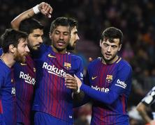 Video: Barcelona vs Levante