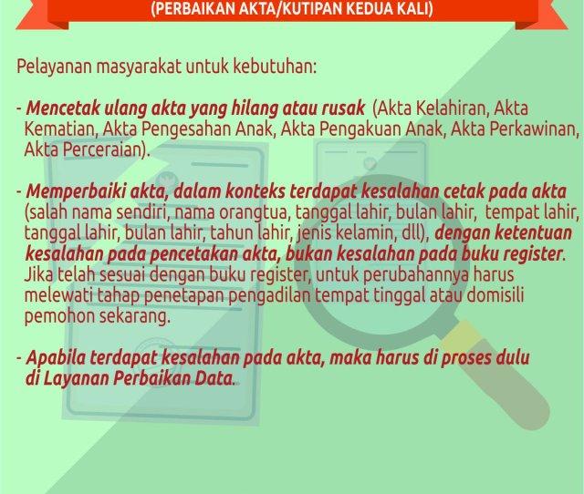 Tentang Perbaikan Akta Akta Hilang Rusakpic Com Gjvweunqy