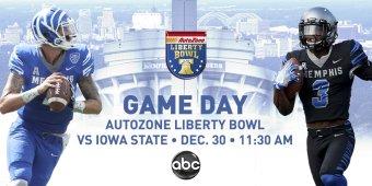 Memphis Football Players Had Items Stolen From Locker Room At Liberty Bowl