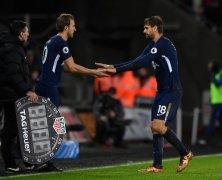 Video: Swansea City vs Tottenham Hotspur