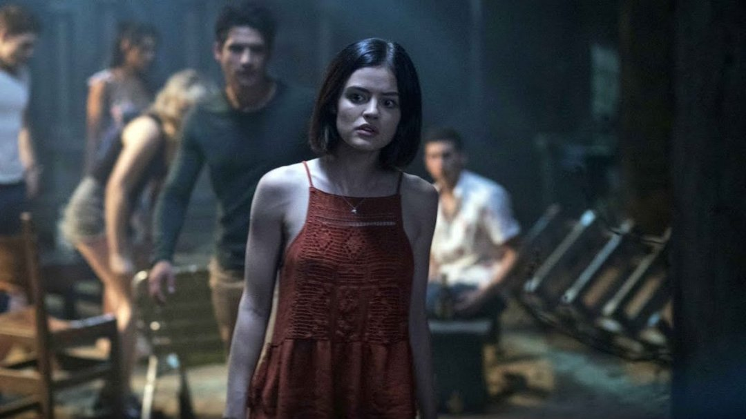 Blumhouse's Truth or Dare Trailer Featuring Lucy Hale