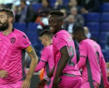 Video: Espanyol vs Levante