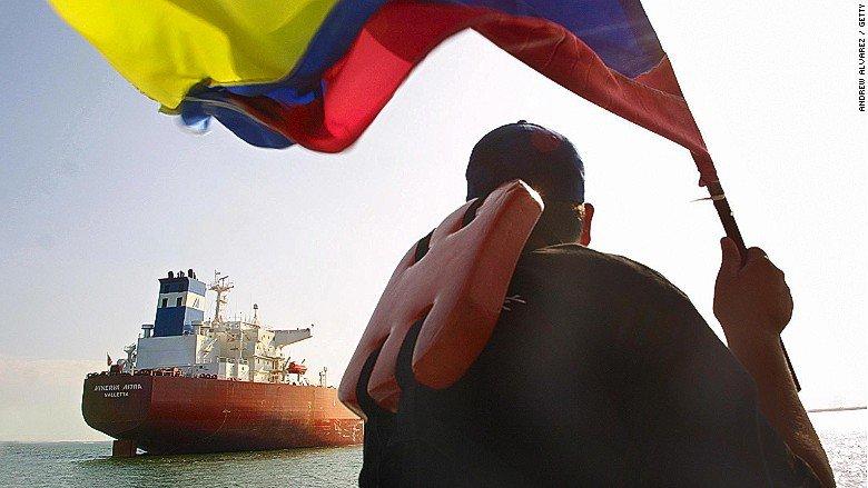 Resultado de imagen para La razón por la que Venezuela está cada vez más cerca del colapso