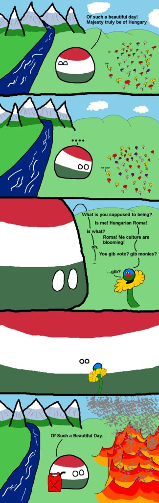 Short History Of Hungary Polandball