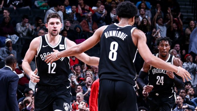 RT @BrooklynNets The Nets traditionally have played Detroit well at Barclays Center and look for more of the same tonight  Preview » https://t.co/CUrSlefpgo