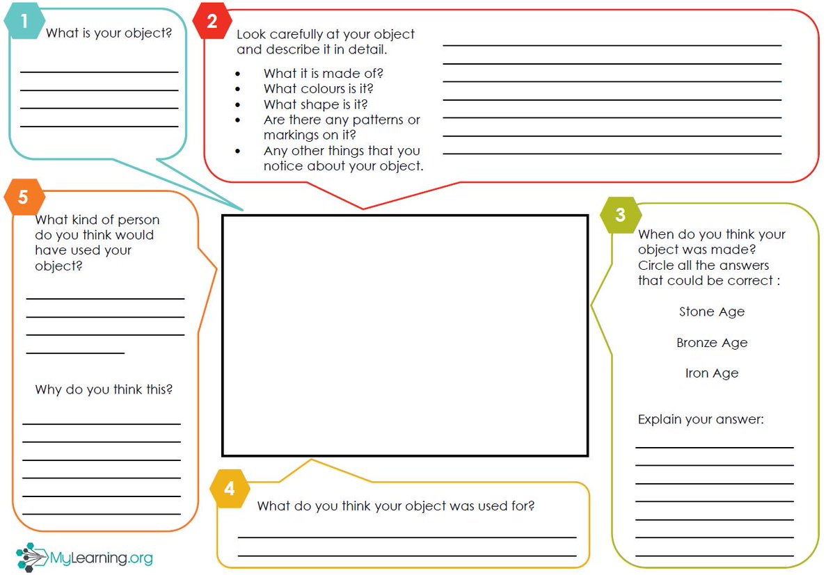 My Learning On Twitter Teaching Prehistory Check Out Our New Ks2 Jigsaw Activity Pack