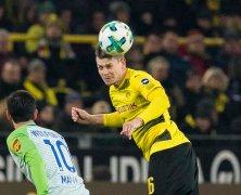 Video: Borussia Dortmund vs Wolfsburg