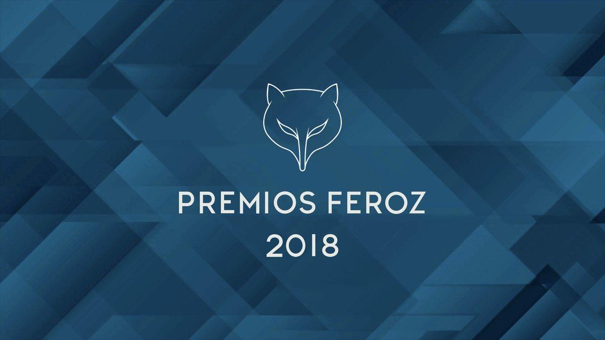 Resultado de imagen de premios feroz 2018