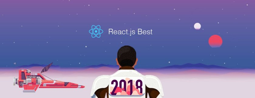 Learn React.js from Top 45 Tutorials for the past year (v.2018).  @reactjs #JavaScript