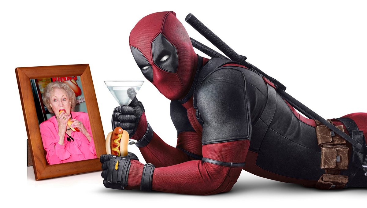Deadpool Movie On Twitter Happy Birthday To The One And Only Bettymwhite Cheers To Another Year Of Tinis And Weenies