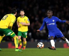 Video: Chelsea vs Norwich City