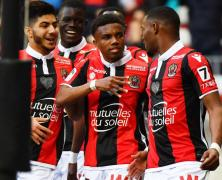 Video: Nice vs Saint-Etienne