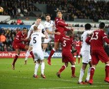Video: Swansea City vs Liverpool