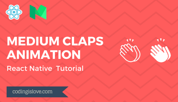 Building Medium's claps animation using #reactnative